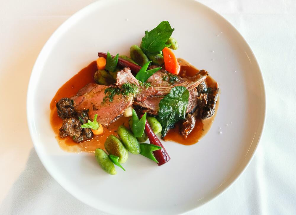 Parkhotel Bellevue & Spa Adelboden - Gourmet HP Gericht 2