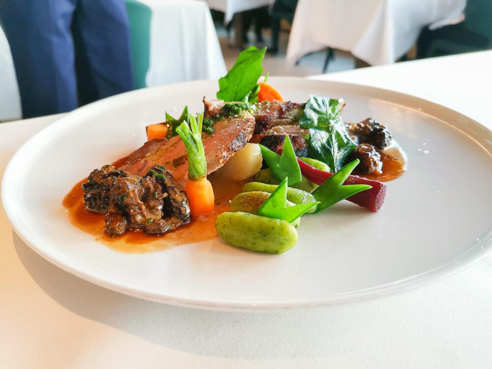 Parkhotel Bellevue & Spa Adelboden - Gourmet HP Gericht 3