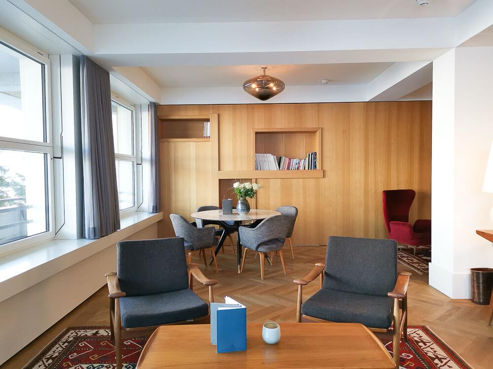 Parkhotel Bellevue & Spa Adelboden - Lobby