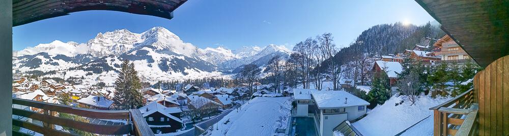 Parkhotel Bellevue & Spa Adelboden - Panorama