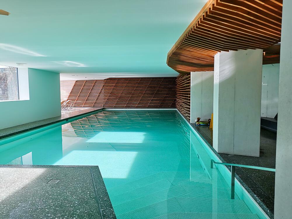 Parkhotel Bellevue & Spa Adelboden - SPA - Innenpool