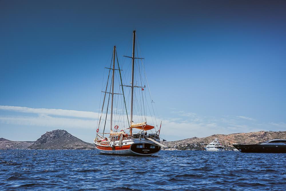 SCIC Sailing - Nemesis