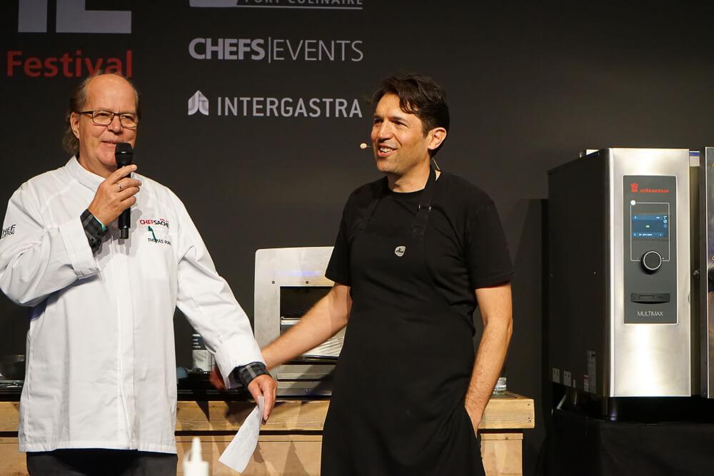 Ben Shewry – Kochshow auf der Chefsache 2019 4