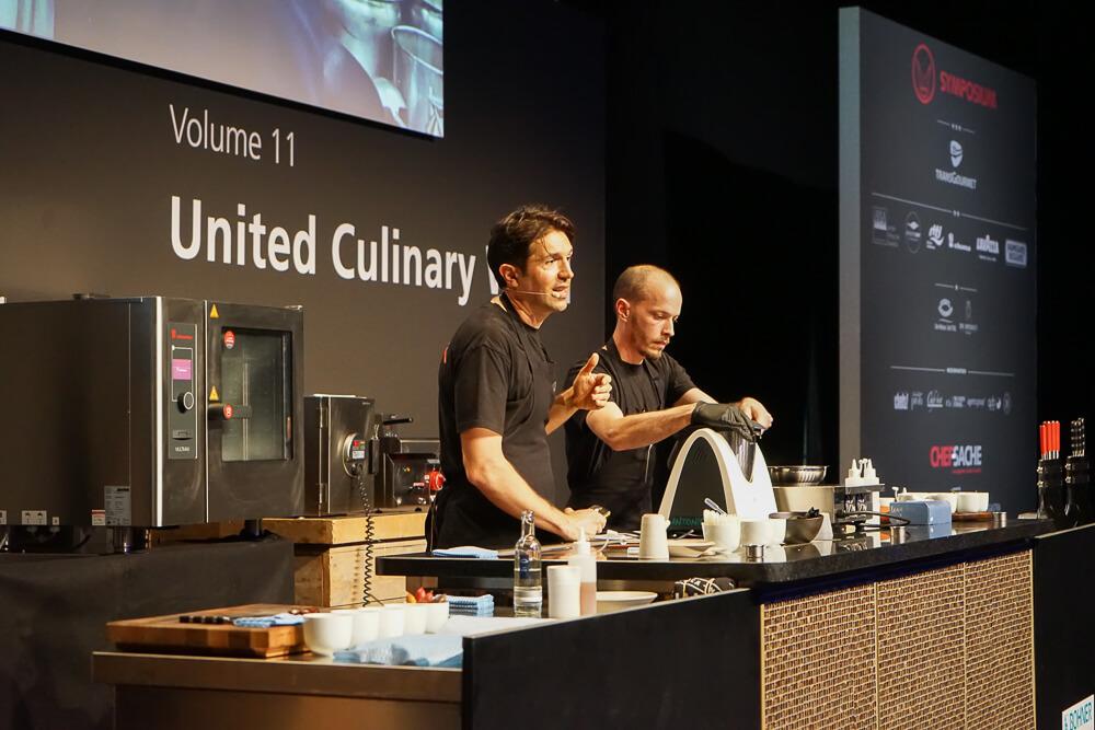 Ben Shewry – Kochshow auf der Chefsache 2019