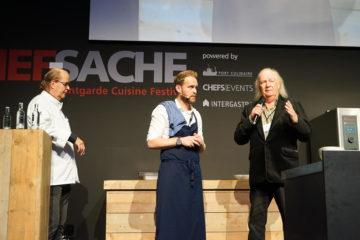 Bjorn Frantzen – Kochshow auf der Chefsache 2019 2