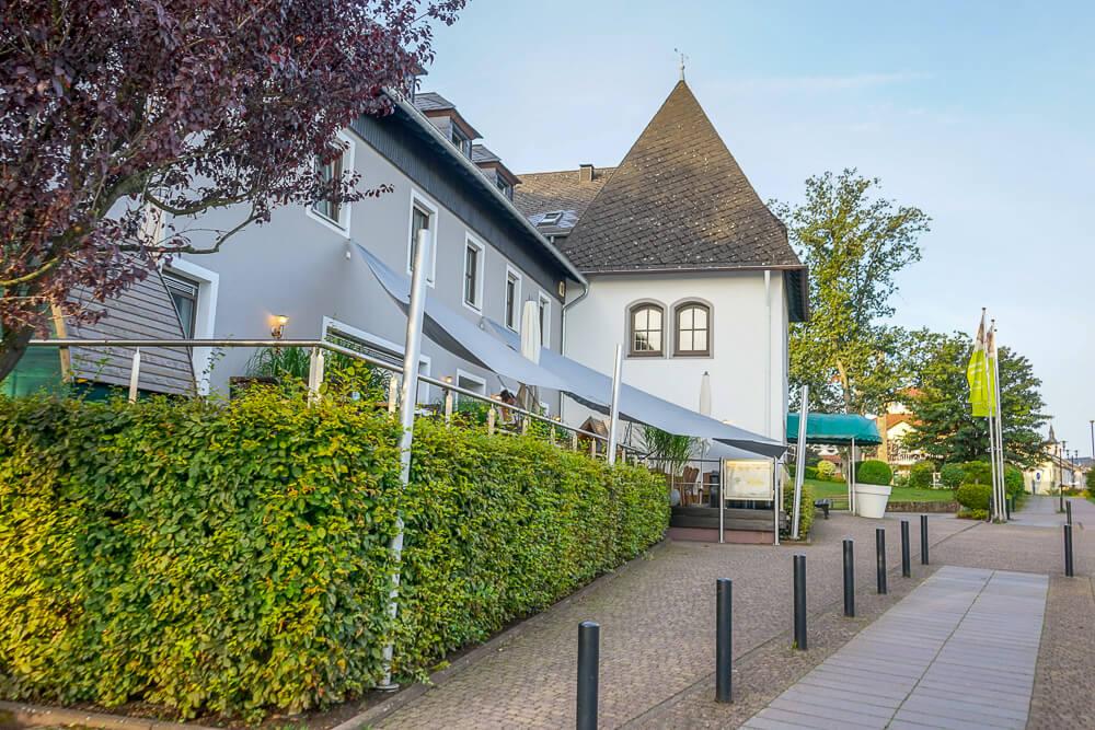 Das Landhotel Saarschleife
