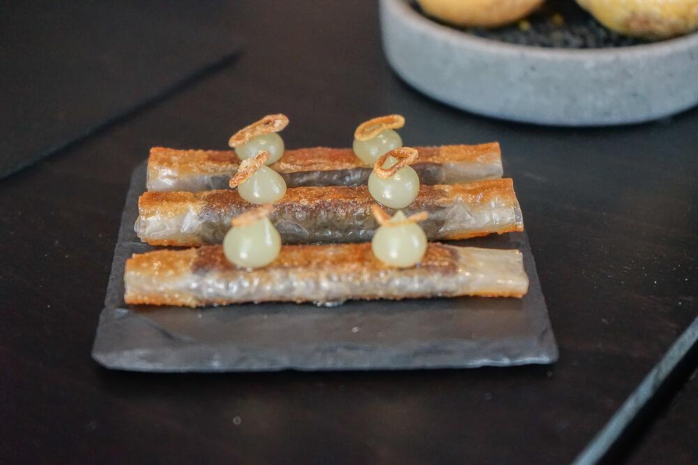 Esplanade Restaurant Saarbrücken - Amuse Trilogie 1