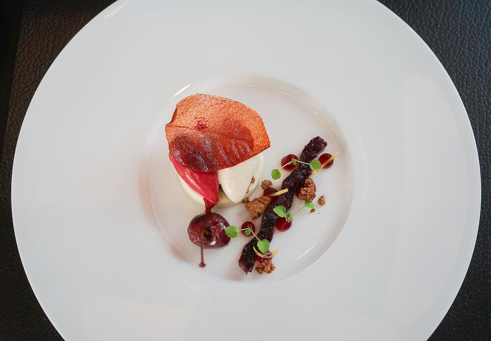Esplanade Restaurant Saarbrücken, Dessert Variation
