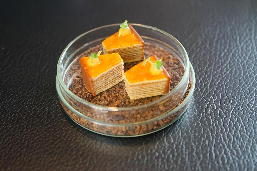 Esplanade Restaurant Saarbrücken - Petit four