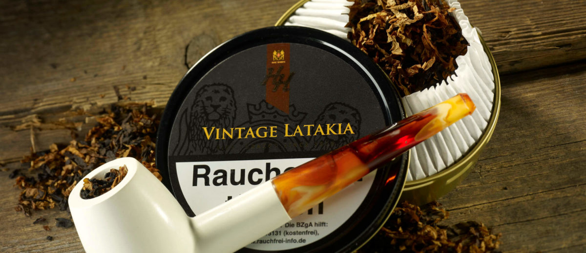 HH Vintage Latakia von Mac Baren