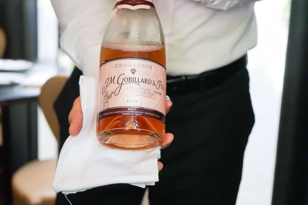 JM Gobillard & Fils Champagner rose