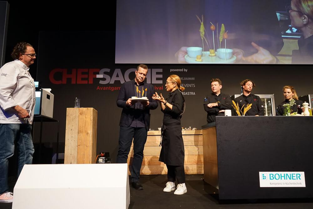 Tanja Grandits - Chefsache 2019 in Düsseldorf