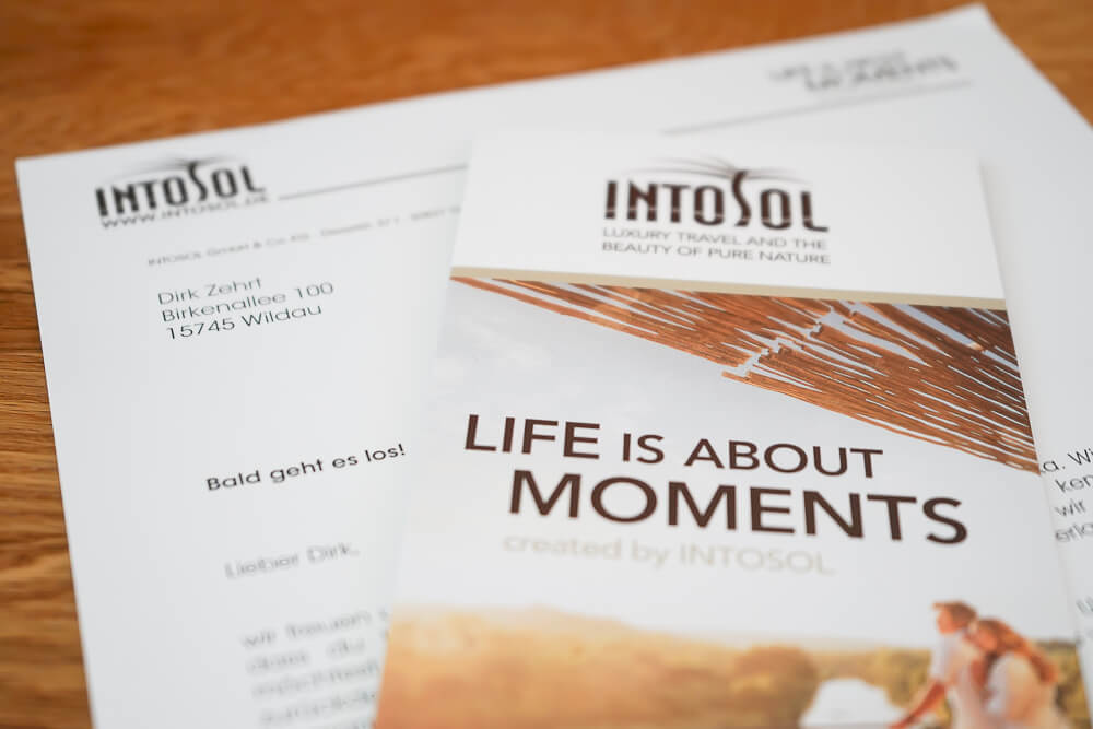INTOSOL - Life is about Moments