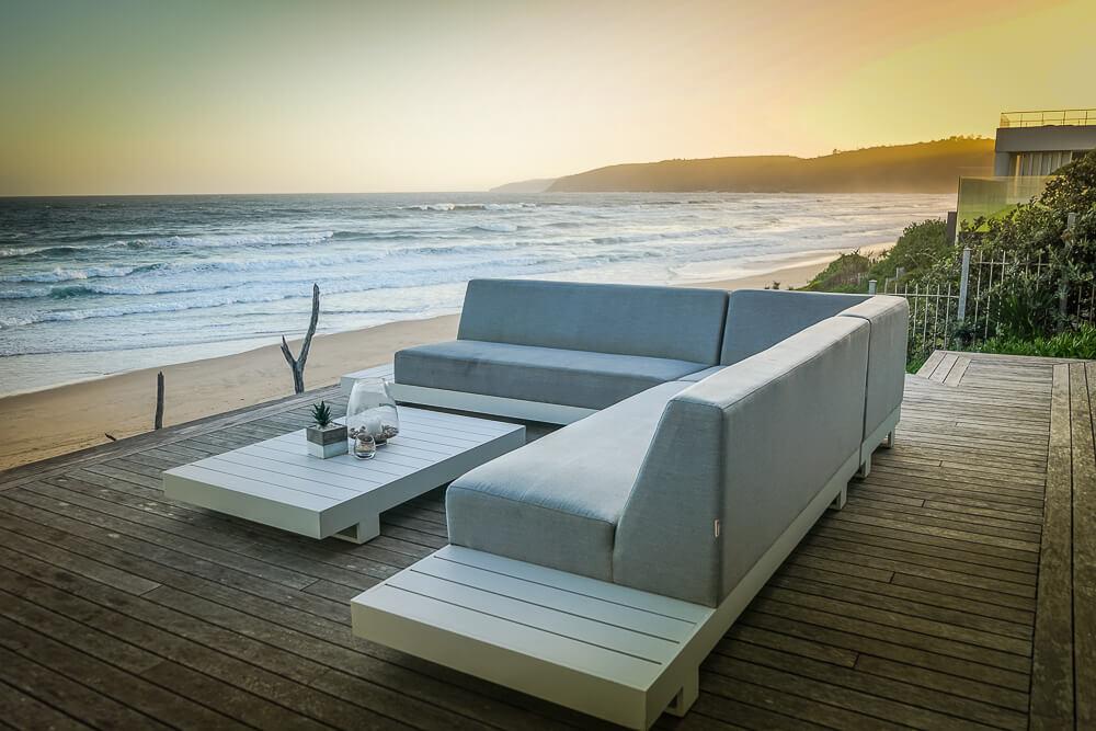 Oceans Wilderness Villa - Sitzecke der Präsidenten Suite