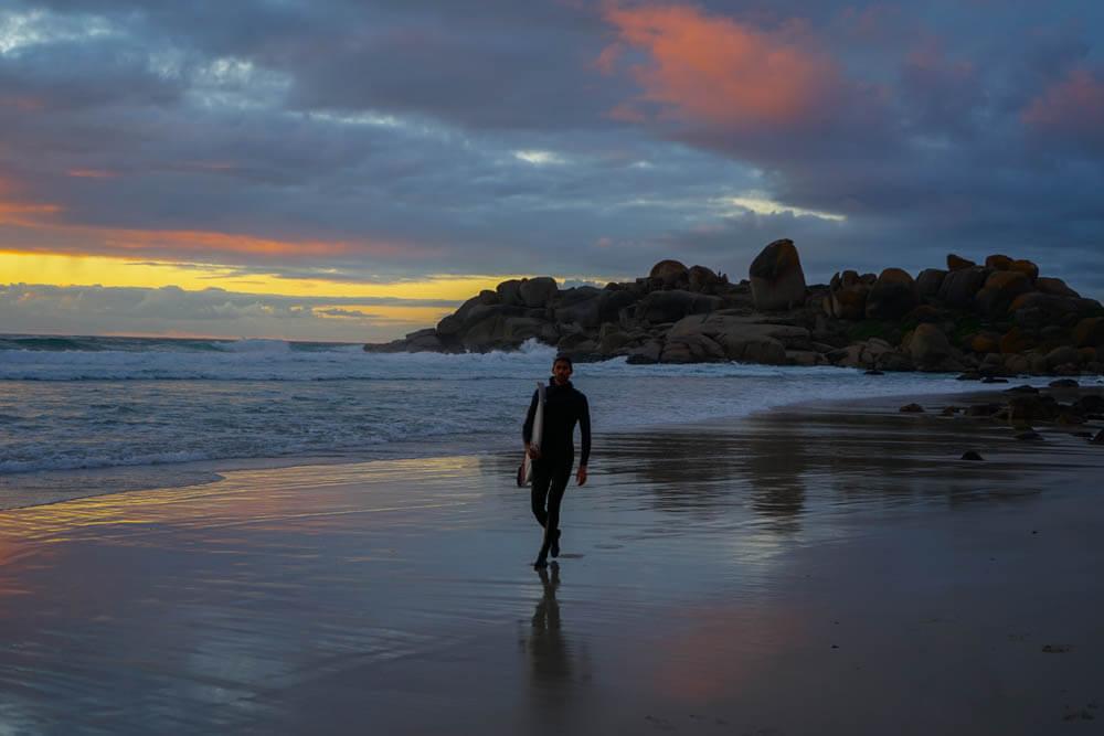 SOUL on Llandudno - Ein Sonnenuntergang am Strand von Llandudno