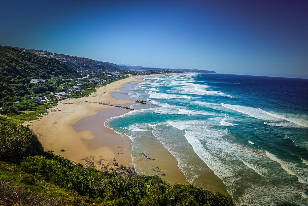 Wilderness und seine grandiose Küste