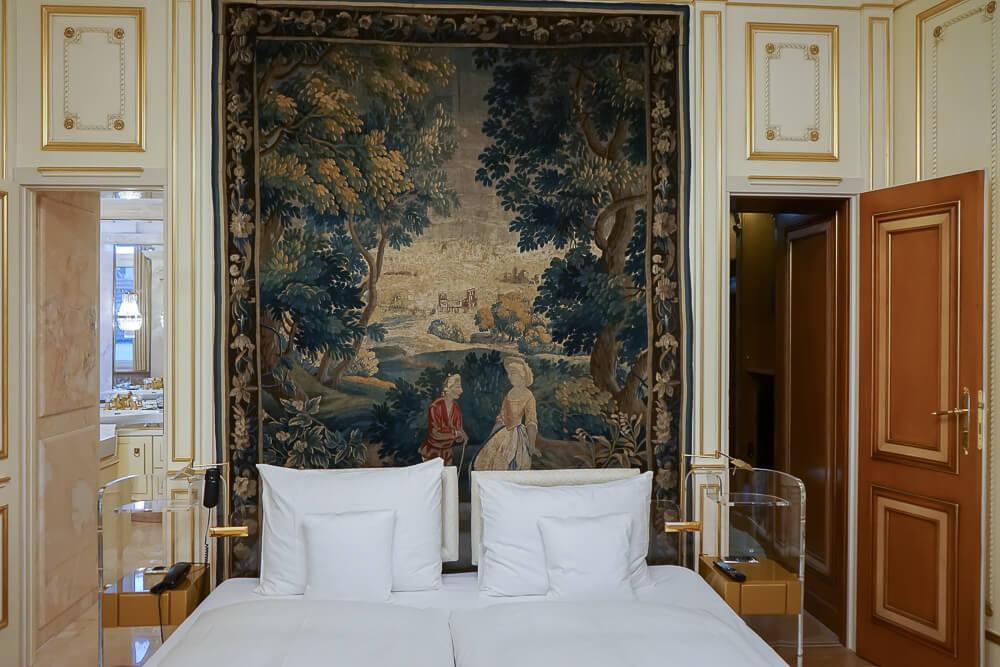 Derag Livinghotel De Medici - Fürstensuite Schlafzimmer