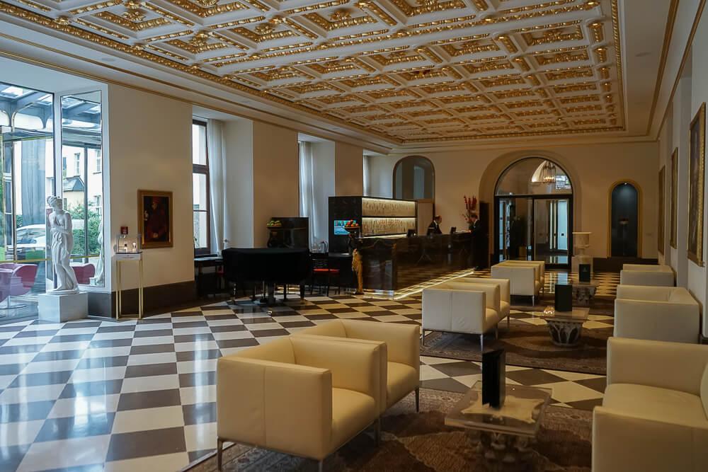 Derag Livinghotel De Medici - Lobby