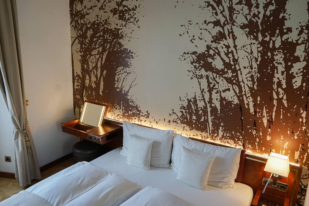 Derag Livinghotel De Medici - Schlafzimmer