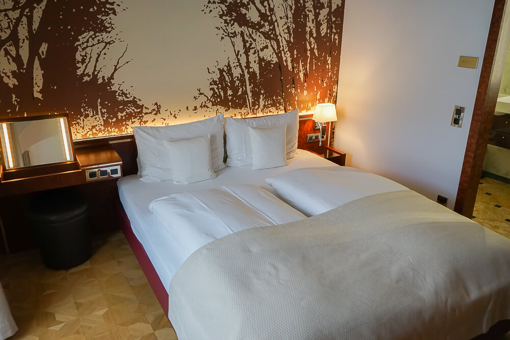 Derag Livinghotel De Medici - bequeme Betten