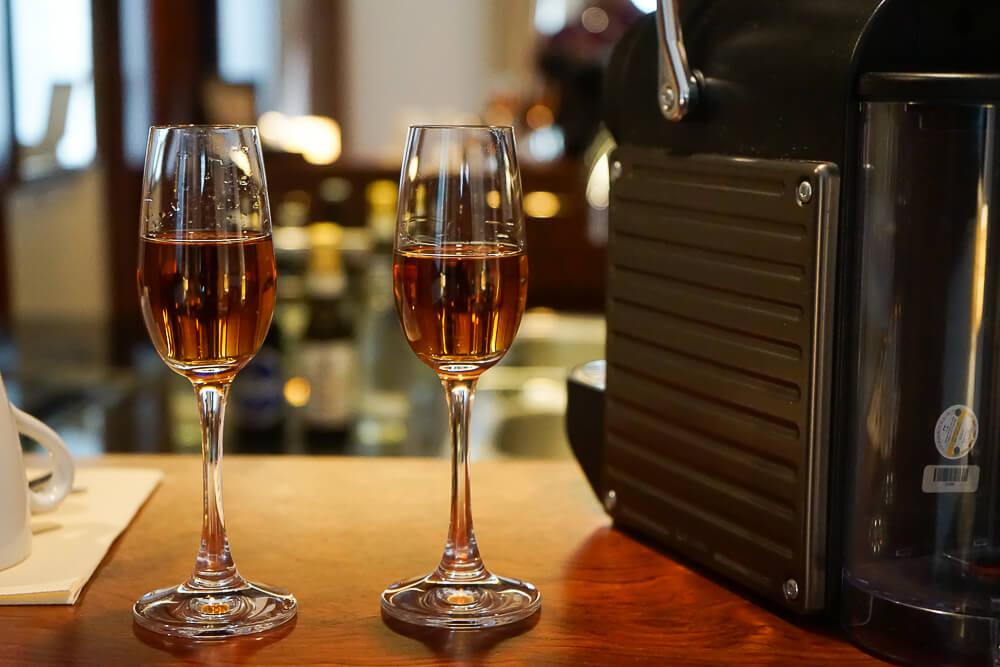 Derag Livinghotel De Medici - darf es ein Sherry sein