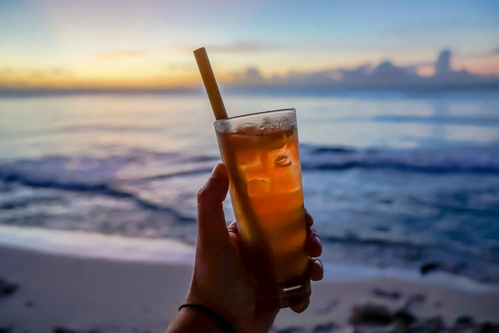 La Cabane, Barbados - Cocktail mit Aussicht