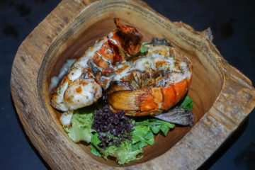 La Cabane, Barbados - Hummer Gericht