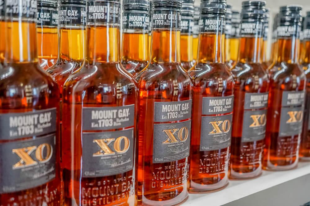 Mount Gay Rum, Barbados -XO Rum