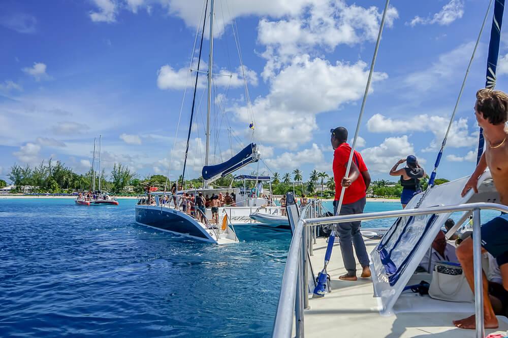 Cool Runnings, Barbados - auf zum Schnorcheln
