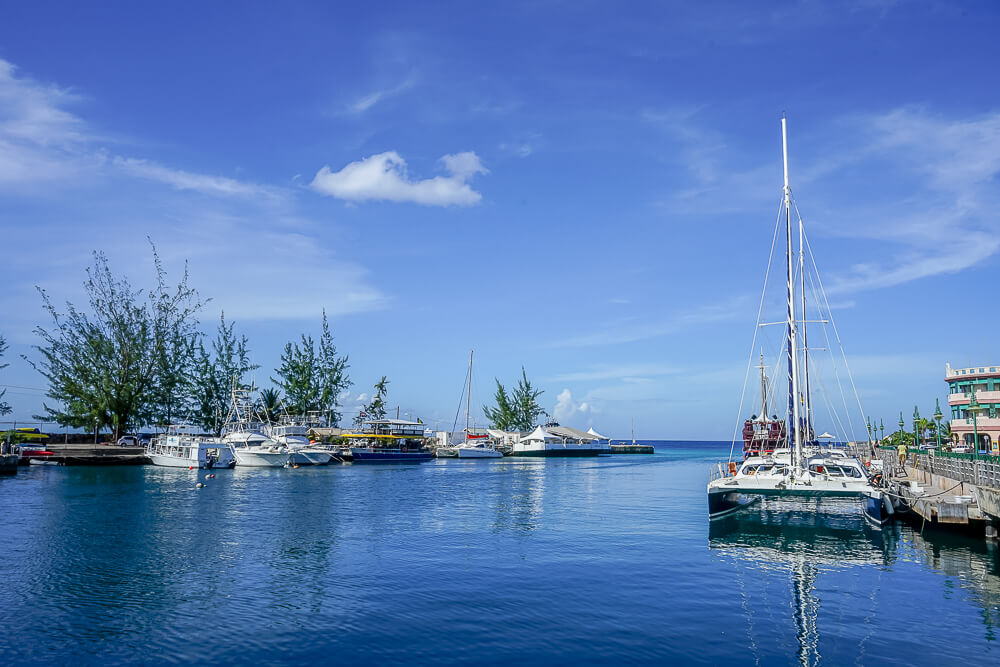 Cool Runnings, Barbados - tolles Wetter