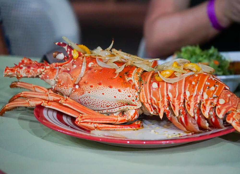 Food & Rum Festival Barbados -grandioses Seafood