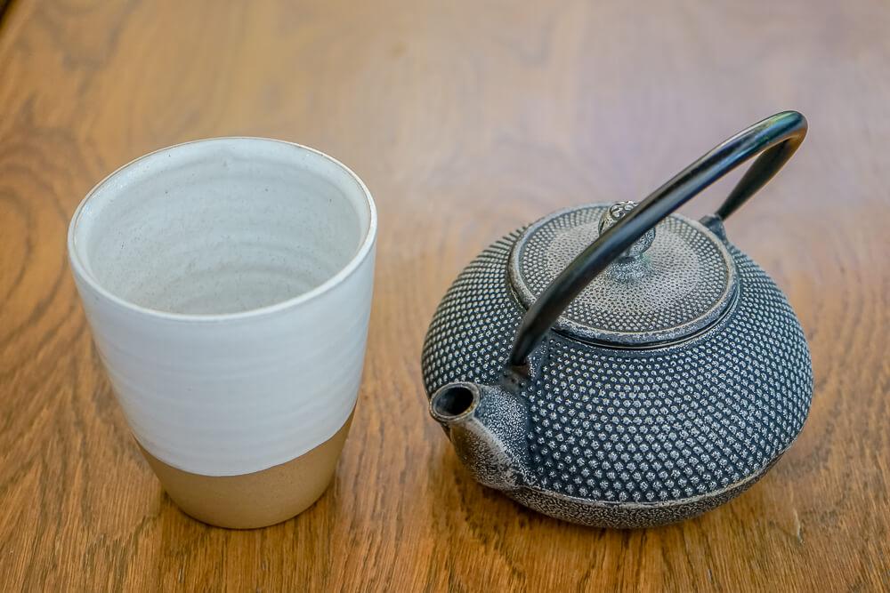 Mr. Bo, St. Petersburg - Tee zum Abschluss