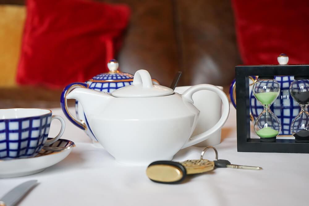 Carlton Bar & Lobby - Stilvoller Afternoon Tea 1