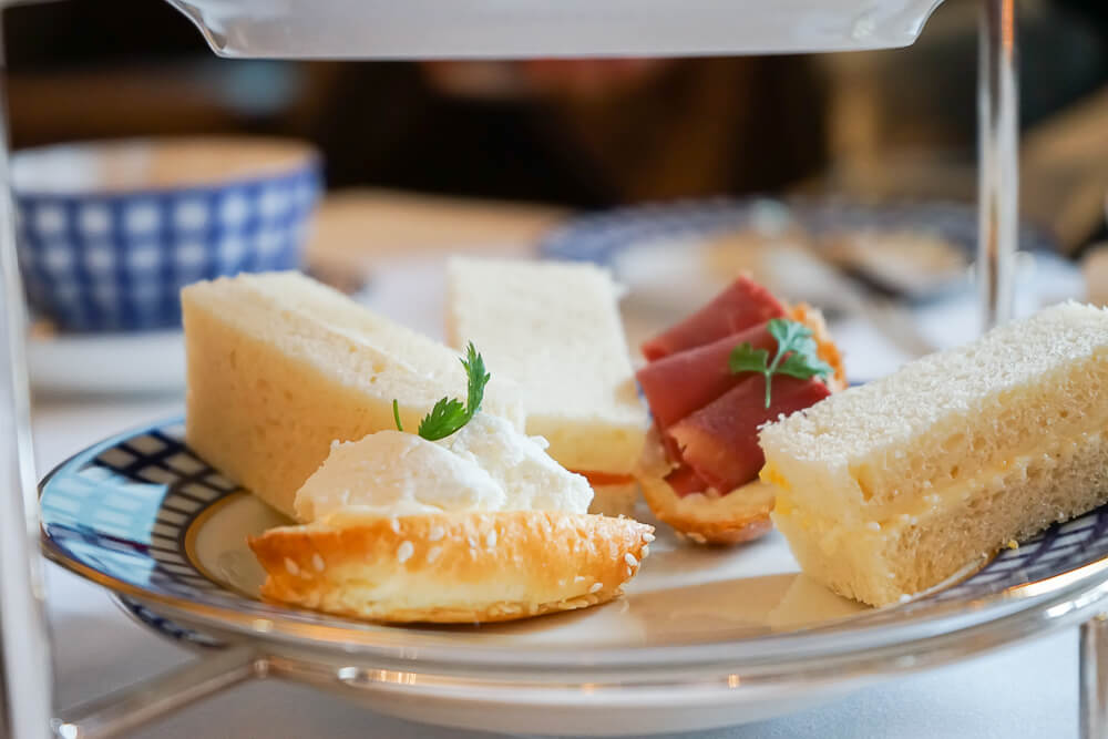 Carlton Bar & Lobby - Stilvoller Afternoon Tea 4
