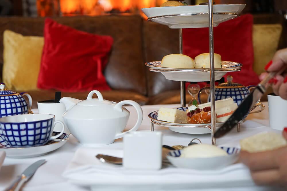 Carlton Bar & Lobby - Stilvoller Afternoon Tea 5