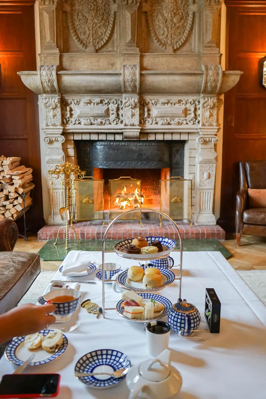 Carlton Bar & Lobby - Stilvoller Afternoon Tea 6