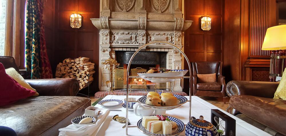 Carlton Bar & Lobby - Stilvoller Afternoon Tea 8