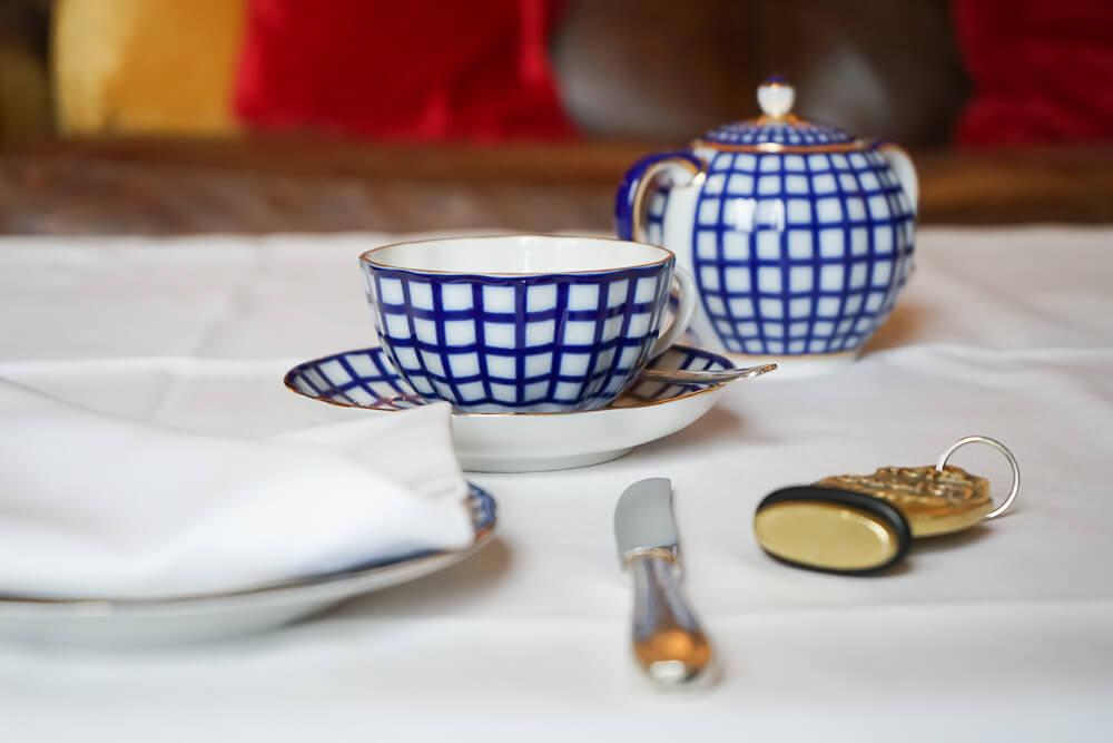 Carlton Bar & Lobby - Stilvoller Afternoon Tea