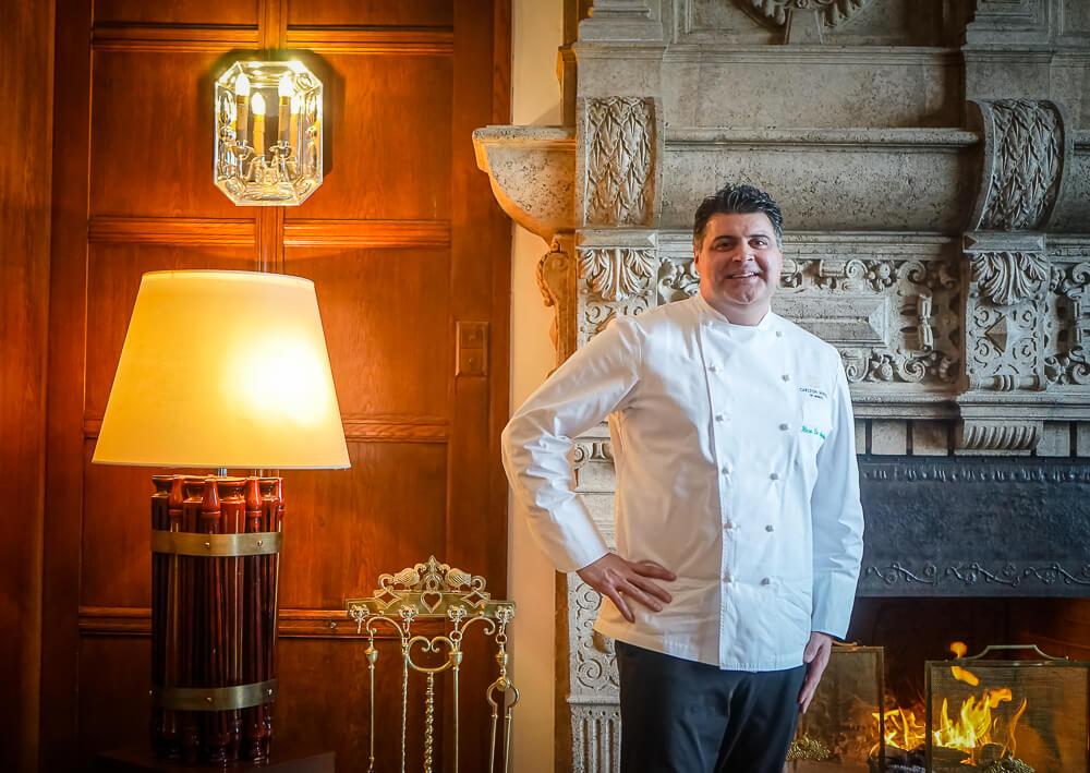 Carlton St. Moritz - Romanoff Restaurant - Heros de Agostinis
