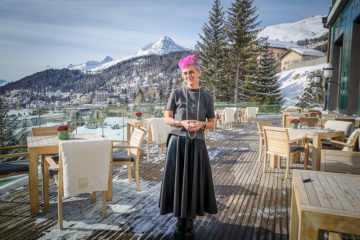 Cristina Bowerman, St. Moritz Gourmet Festival 2020