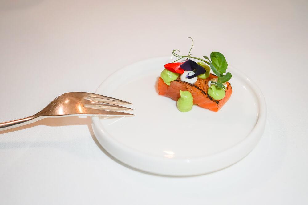 Cristina Bowerman, St. Moritz Gourmet Festival - Amuse