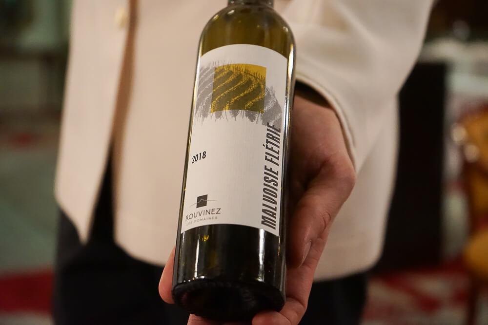 Cristina Bowerman, St. Moritz Gourmet Festival - Weinbegleitung 1