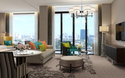 Sindhorn Kempinski Hotel Bangkok 1