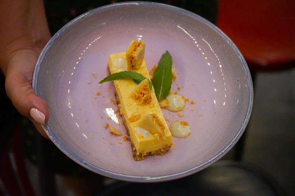 g.Vino Hotel & Restaurant Tiflis - Köstliche Desserts 1 3