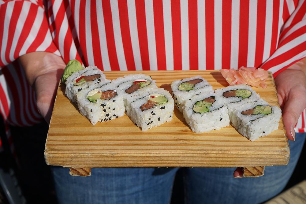 Dry Dock Knysna Restaurant - feines Sushi