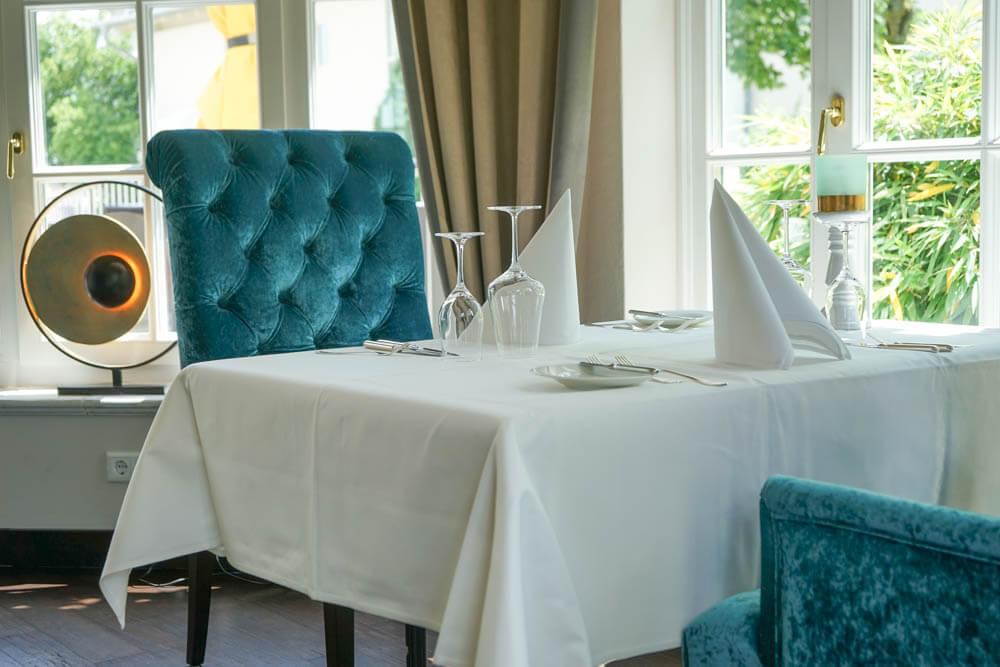 Restaurant Holzapfel - Atmosphäre zum Wohlfühlen