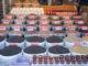 Dezerter Bazaar Tsibili, Georgien - Auswahl an Hülsenfrüchten