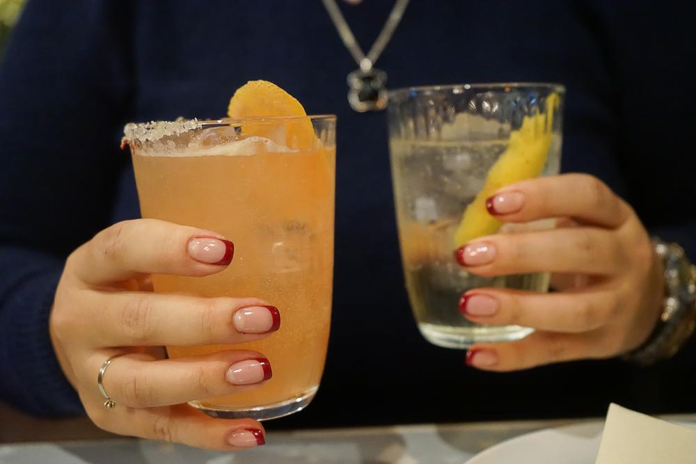 Estelle Dining Berlin - grandiose Cocktails mit Pepp