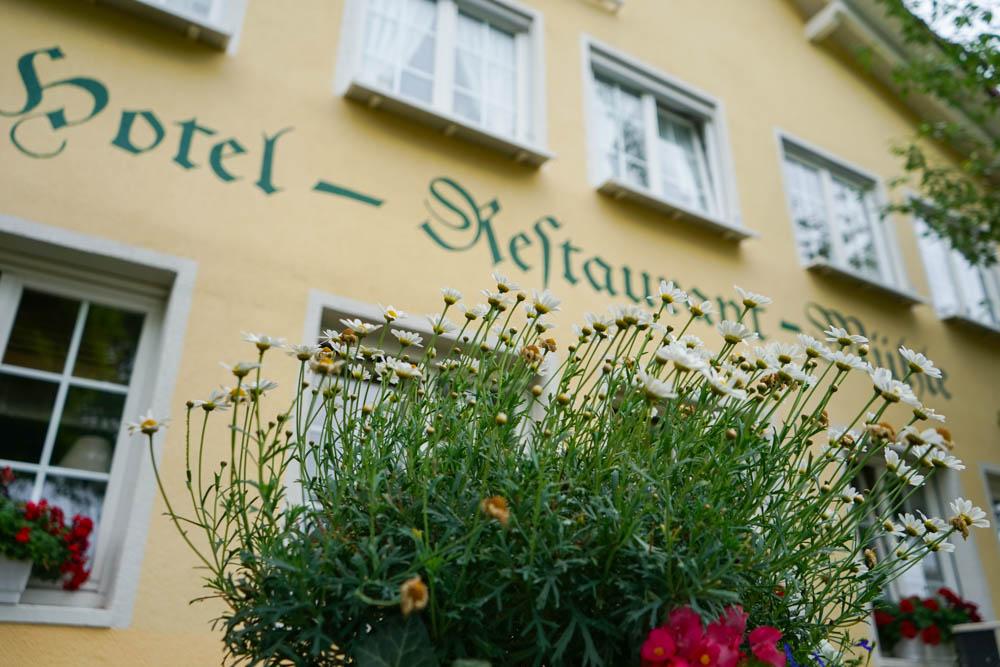 Hotel Restaurant Mühle in Binzen - Außenansicht1