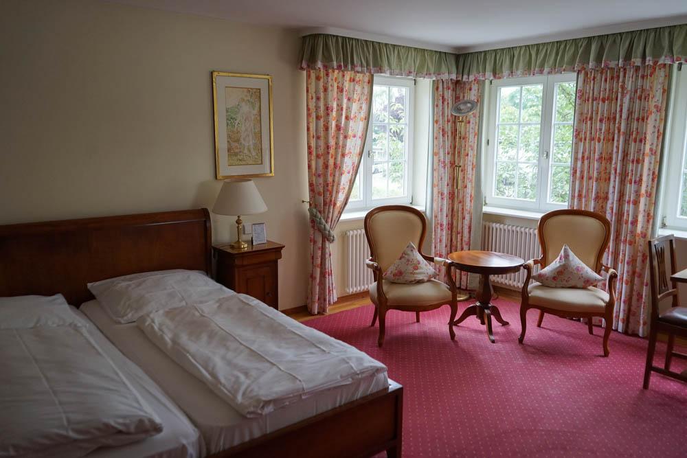 Hotel Restaurant Mühle in Binzen - Zimmeransicht 2